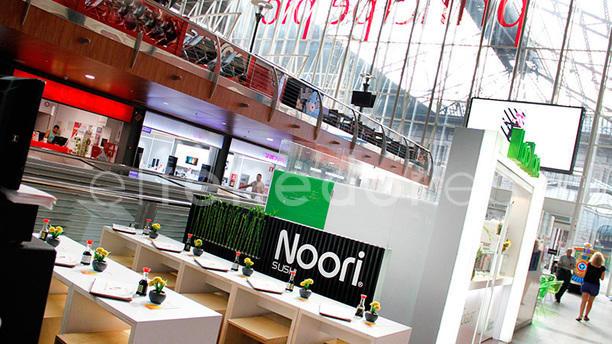 Noori Sushi - Príncipe Pío Salón