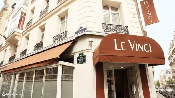 Le Vinci Bienvenue au restaurant Le Vinci