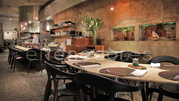 Ramen Dining Yú vista sala