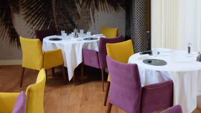 La Fontaine Aux Perles - Restaurant - Rennes