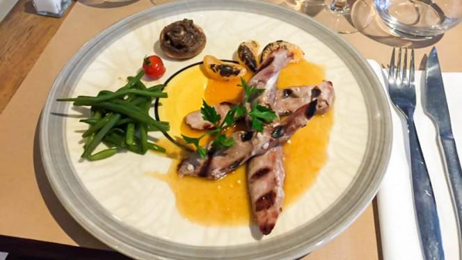 Suggestion du Chef - L'Empreinte, Lyon