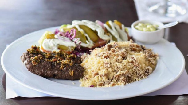 Kebab Paris Pinheiros Sugestão do chef
