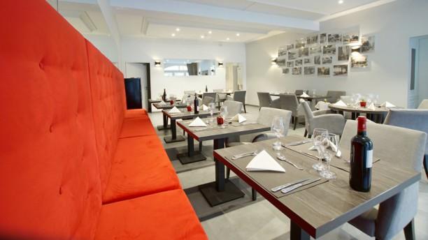 Le Bourgogne Salle du restaurant