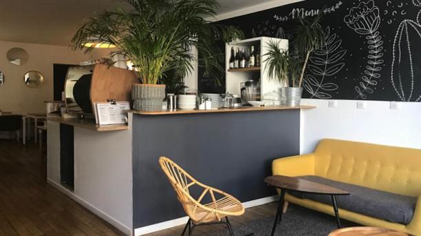 Marcelo Coffee Vue de la salle