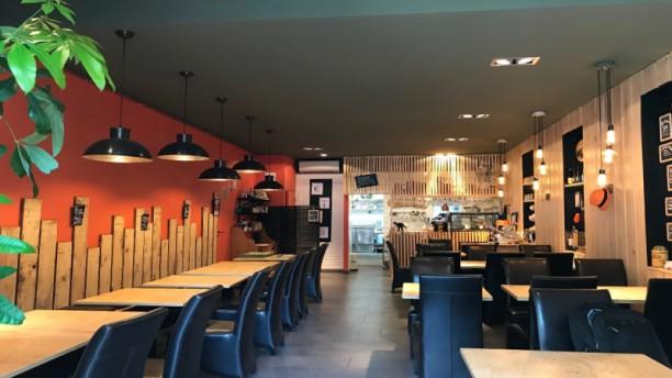 Le Pressoir Salle du restaurant