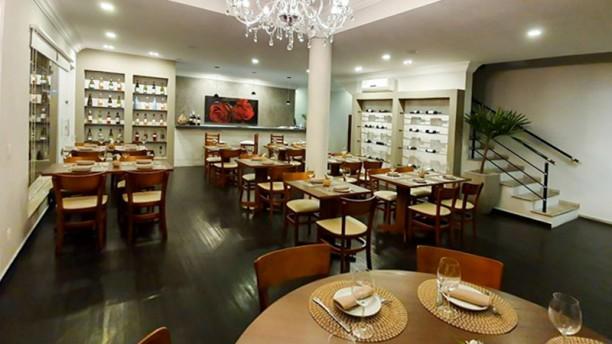 Rosa & Vinho Restaurante Sala