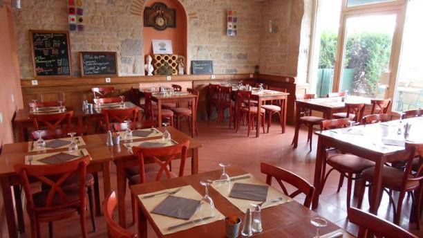 Les Docks de Bourgogne Salle du restaurant