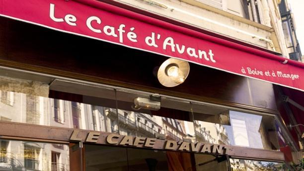 Le Café d'Avant A boire et A manger