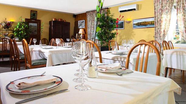 Restaurant Colombié Salle du restaurant