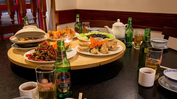 Tien Tsin food