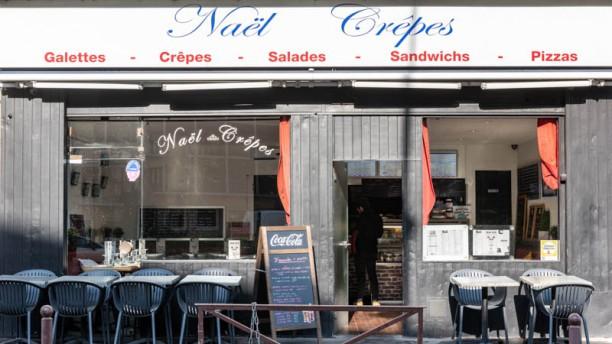 """Chez Naël  """"Naël Crêpes"""" Façade"""