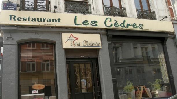 Les Cèdres Bienvenue au restaurant Les Cèdres