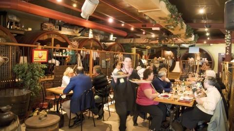 restaurant - Les Tonneaux du Père Magloire - Blangy-le-Château