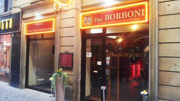 Dai Borboni L'esterno
