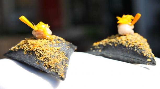 Marque Restaurant Specialiteit van de chef