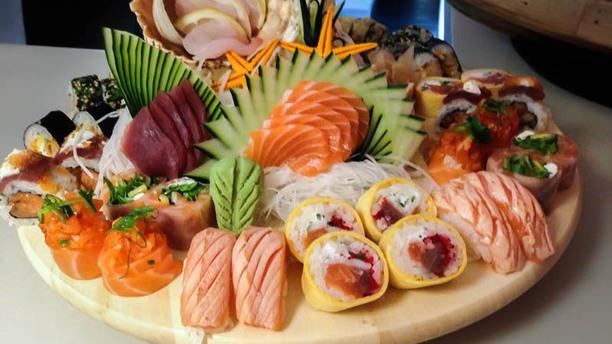 Sushi & Douro Baixa Sugestão do chef