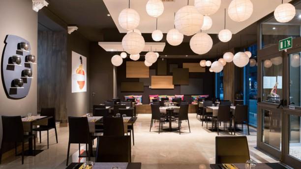 MilanCore Sala del ristorante