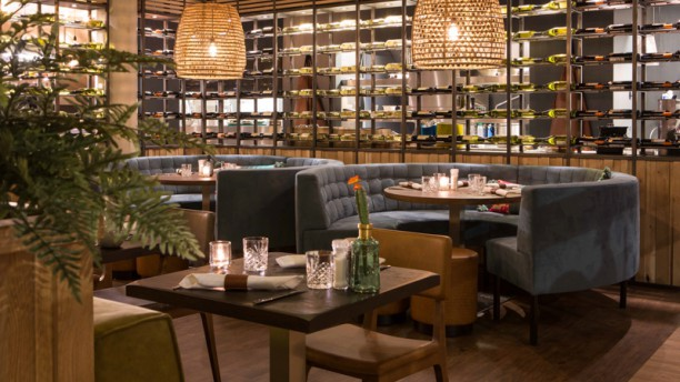 Restaurant Cusco Interieur Restaurant Cusco