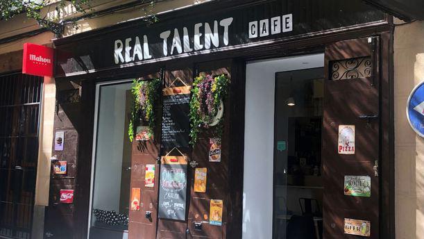 Real Talent Cafe Vista fachada
