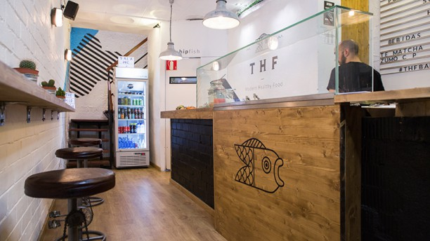 The Hip Fish - Gràcia Sala