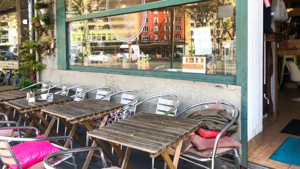 Restaurant Ium Terrasse