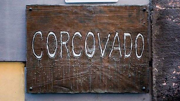 Corcovado Club La targa a la entrata