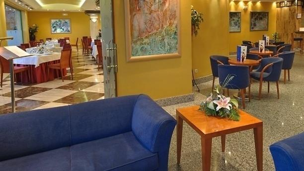 Arcadia-Hotel Horus Vista entrada