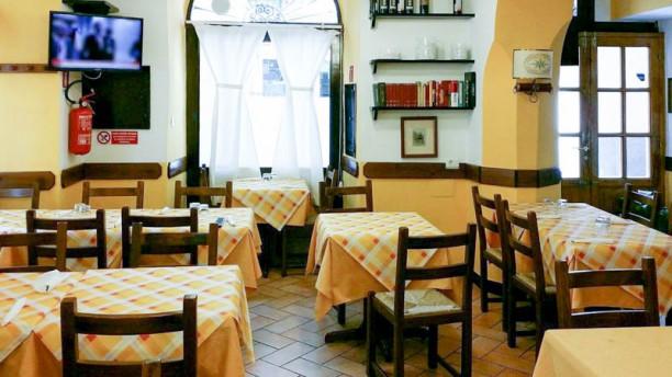 La Locanda Del Borgo La sala