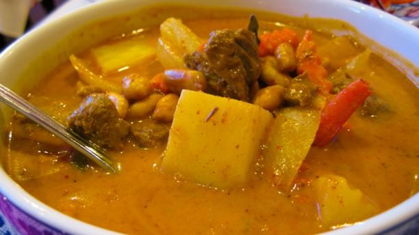 Suan Siam Suggestion de plat