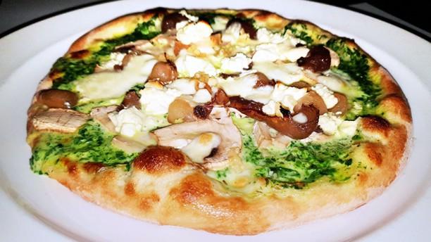 Casa di Lorenza Pizza Spinaci