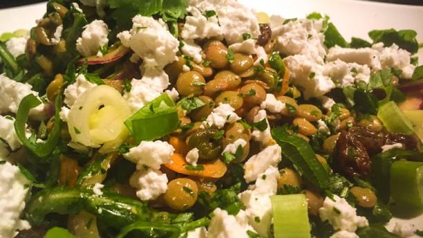 Naast de Joffer Lentil Salad