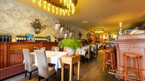 De Gelagkamer van Weesp Het restaurant
