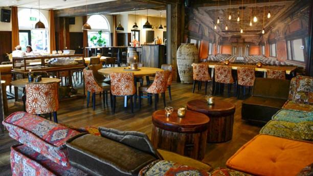 Brasserie Dertien Restaurant