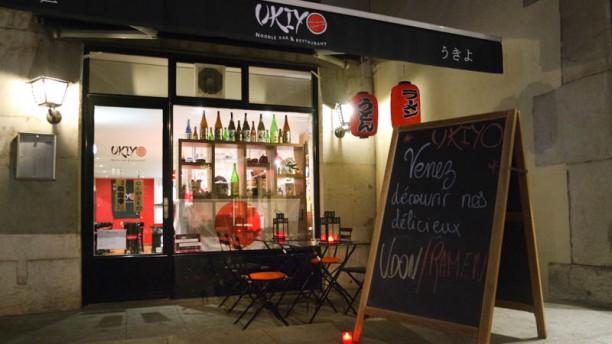 Ukiyo Notre devanture