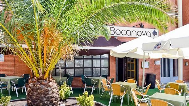 Bocanova Vista terraza