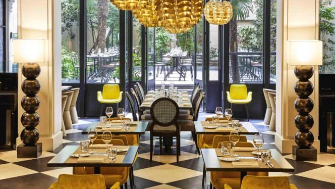 Sofitel Paris Le Faubourg - Restaurant - Paris