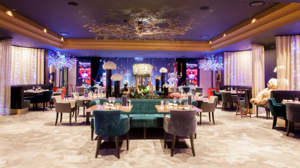 L'Acacia - Grand Casino de Lyon Vue de la salle