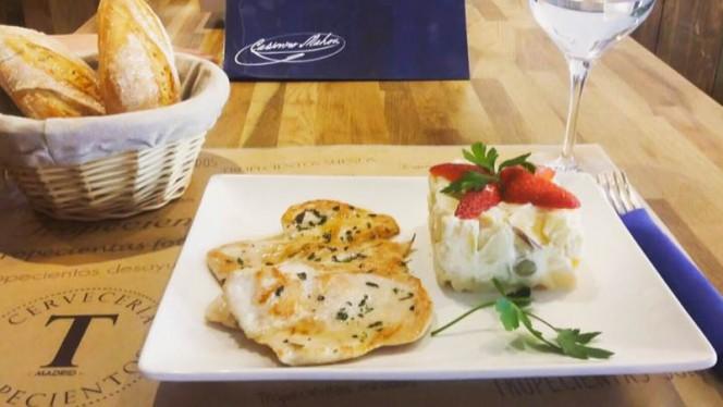 Sugerencia del chef - Tropecientos, Madrid