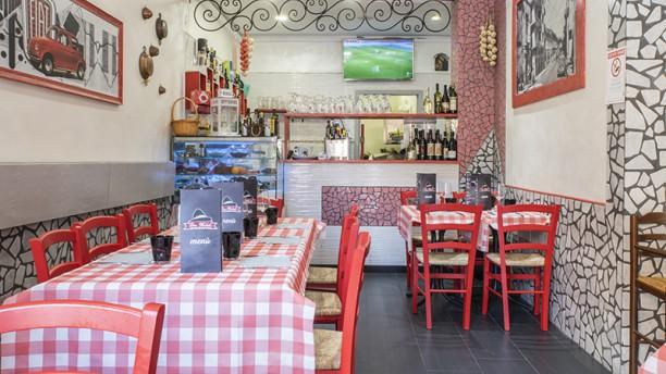 Don Michele Vista sala