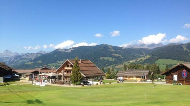 Club du Mont d'Arbois Vue Extérieur