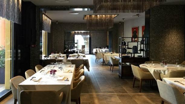Kuaizi Fusion Restaurant Vista sala