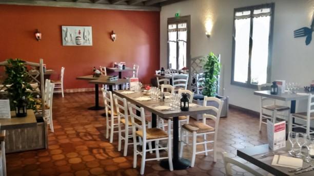 La petite Auberge Salle du restaurant