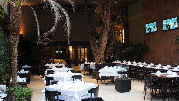 Lilló - Restaurante e Pizzaria Ambiente