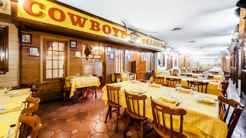 Pizza Cowboy, Guidonia