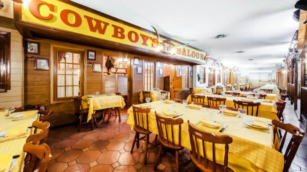 Pizza Cowboy Cowboy