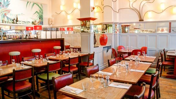 Habemus Bar Restaurant & Brunch Vue de l'intérieur