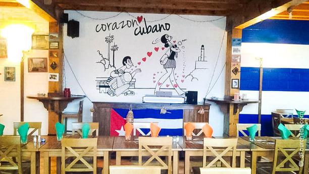 Corazon Cubano sala