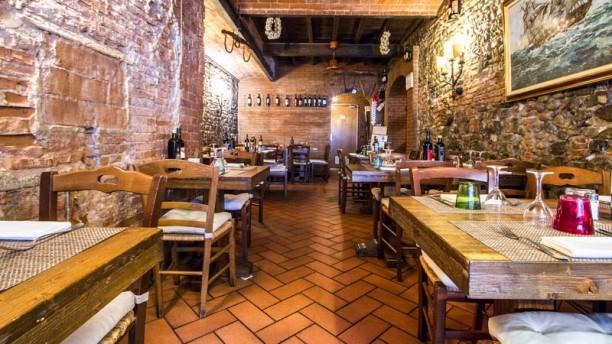 Trattoria Vecchio Mercato Salone ristorante