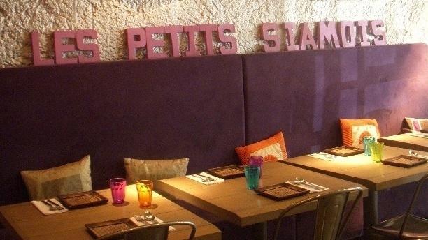 les petits siamois restaurant 16 rue palais grillet 69002 lyon adresse horaire. Black Bedroom Furniture Sets. Home Design Ideas