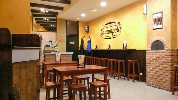 Ca'Zampola Vista sala